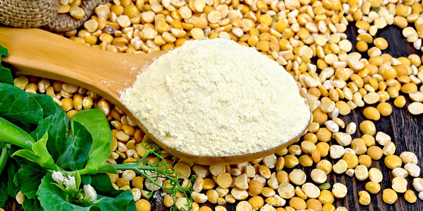 Hrachový protein - tuzemská superpotravina