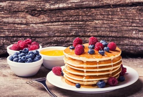 Pancake - Proteinové palačinky