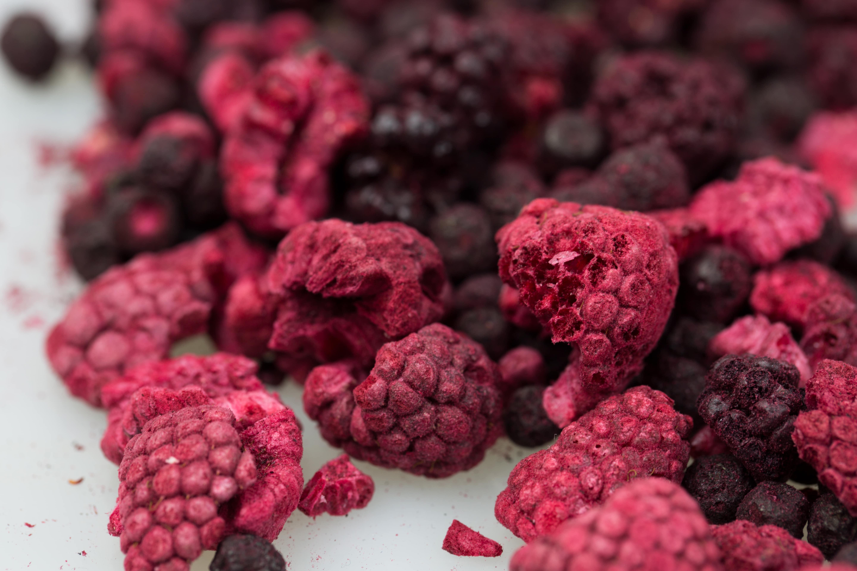 Lyofilizované ovoce