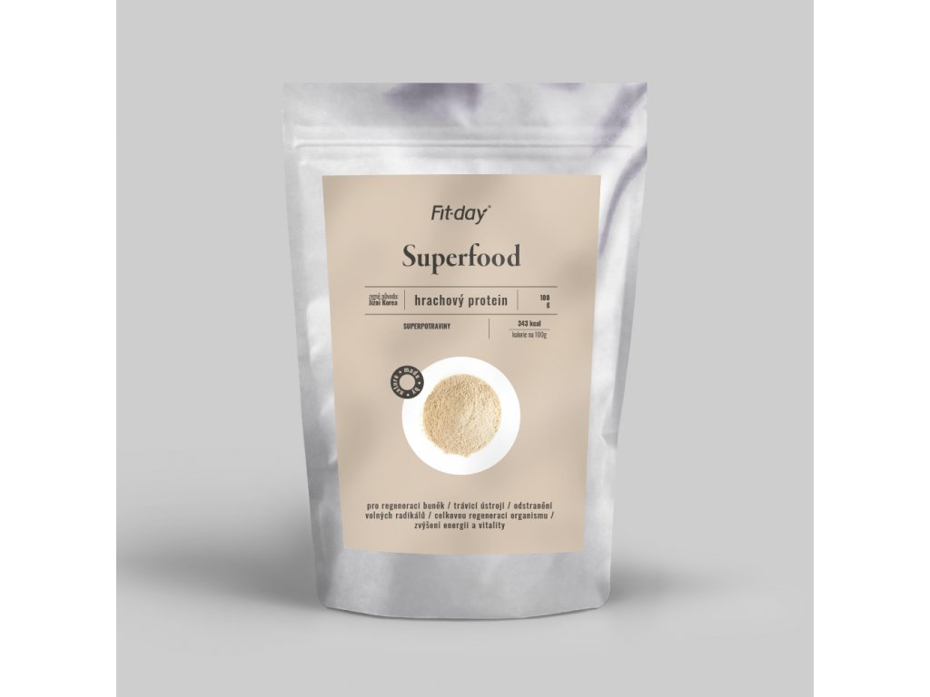 superfood hrachový protein 100g