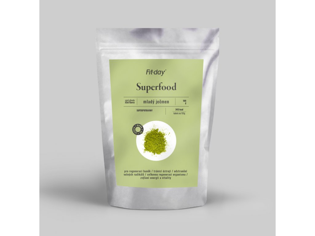 superfood mlady jecmen 100g