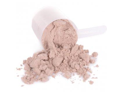 Fit day průhledná plastová odměrka na protein