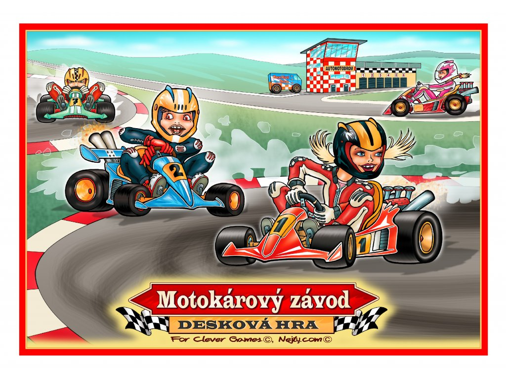 Titulek motokary 01 A4 color