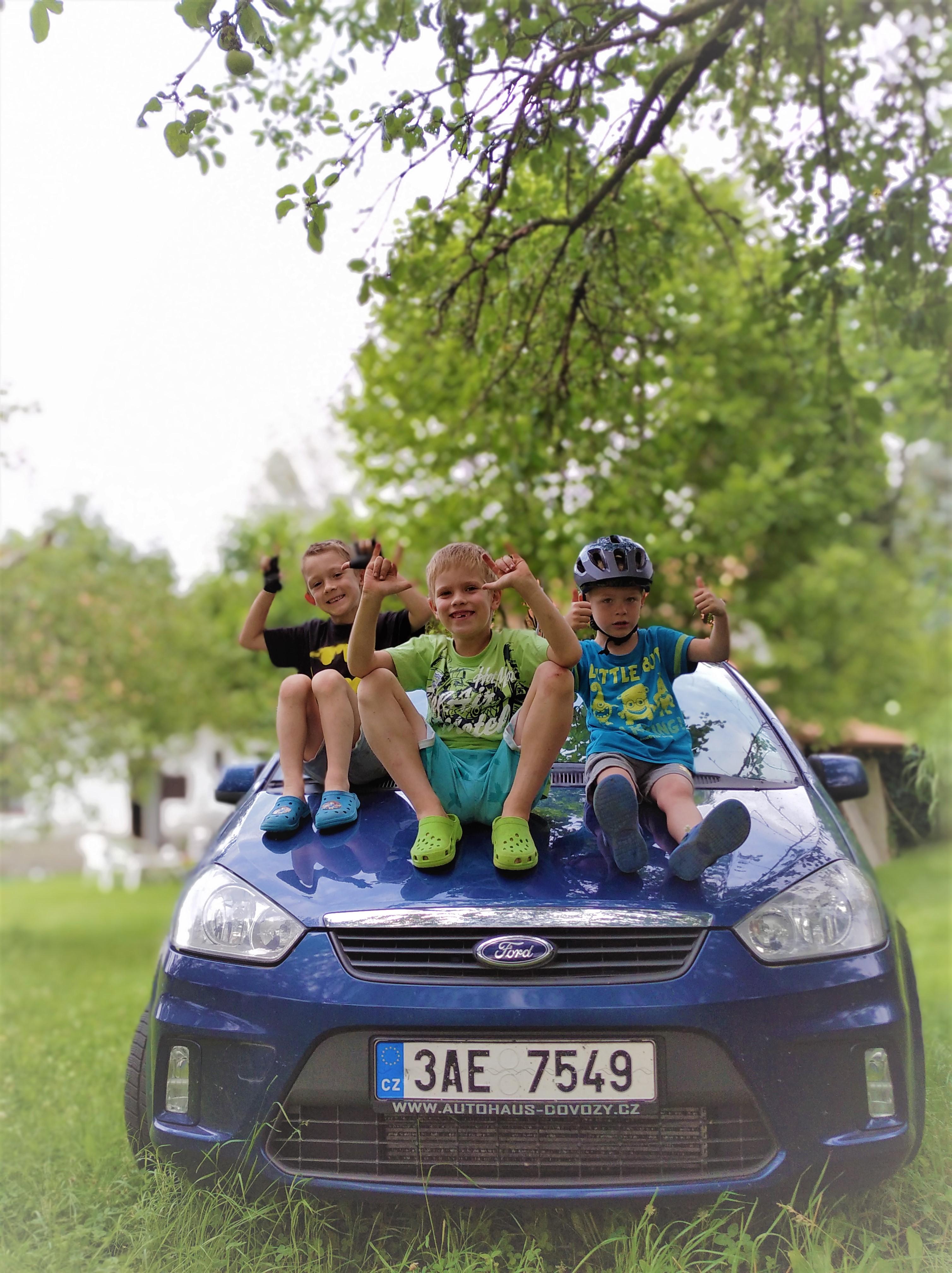 Antonie z chytrých hraček radí, jak zabavit děti na cestách