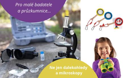 Pro malé vědce