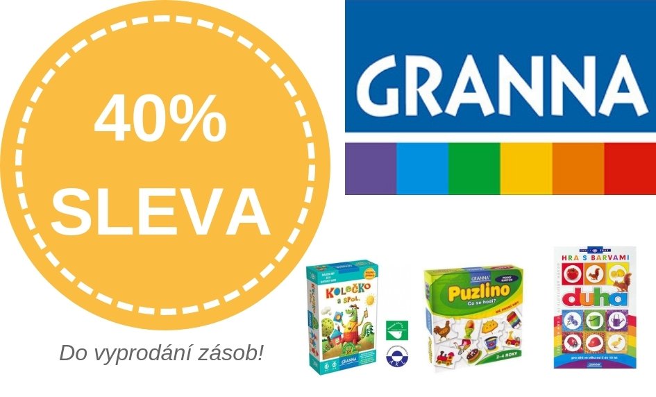 Výprodej Granna 40%