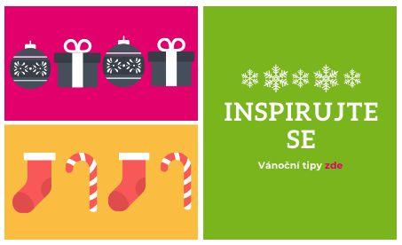 Vánoční tipy na dárky