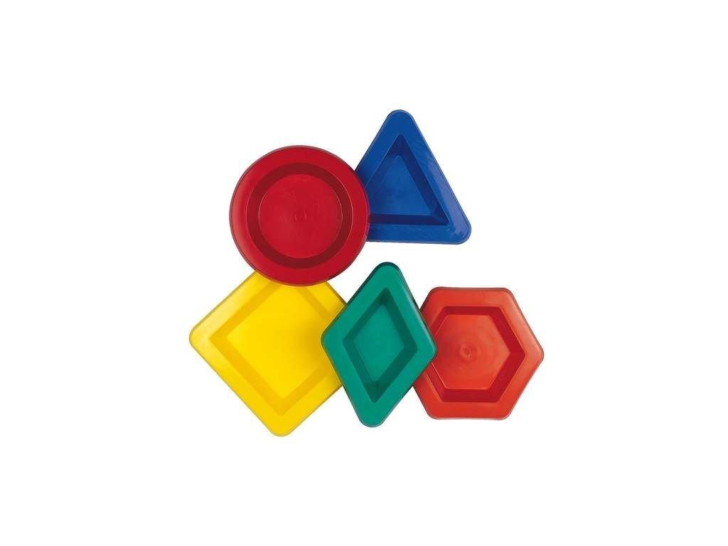 10397 babovky na pisek z odolneho plastu geometricke tvary
