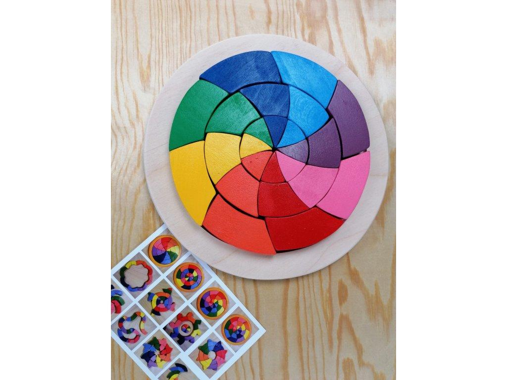 kruh barveny1