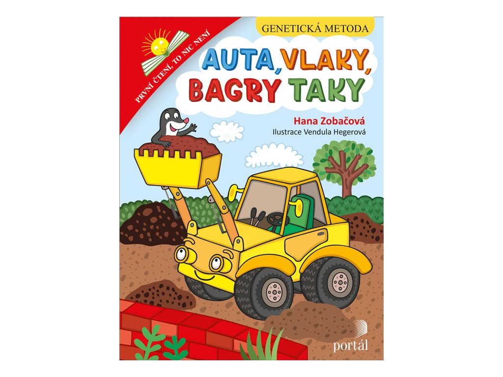 auta, bagry