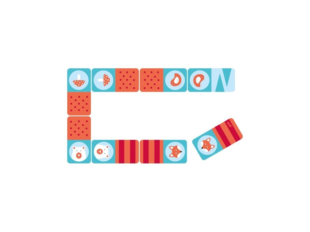 Dárkové mini domino nebo minipexeso
