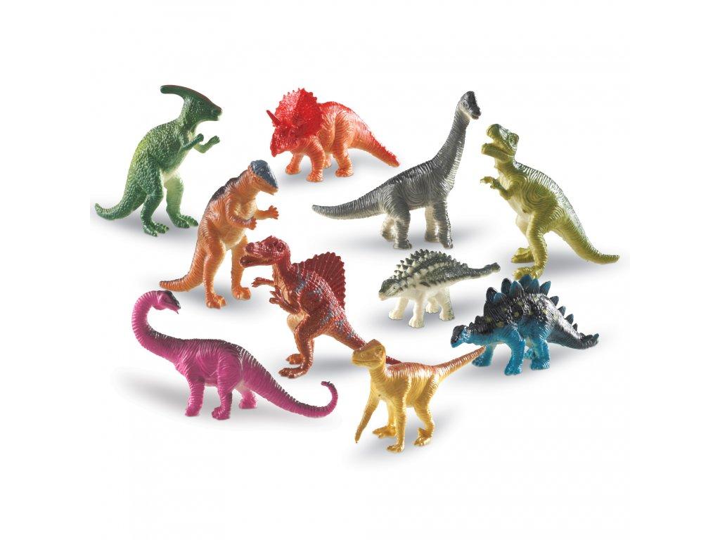 Figurky dinosaurů Learning Recourses®- 60 kusů