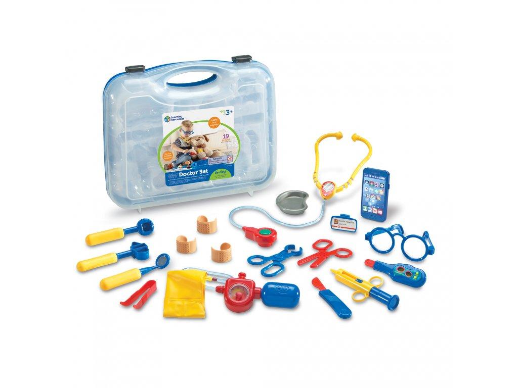 Velká doktorská sada v kufříku Pretend & Play®