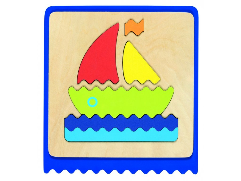 6424 hmatove puzzle 3 obrazky 3 ruzne tvary 18 x 19 cm