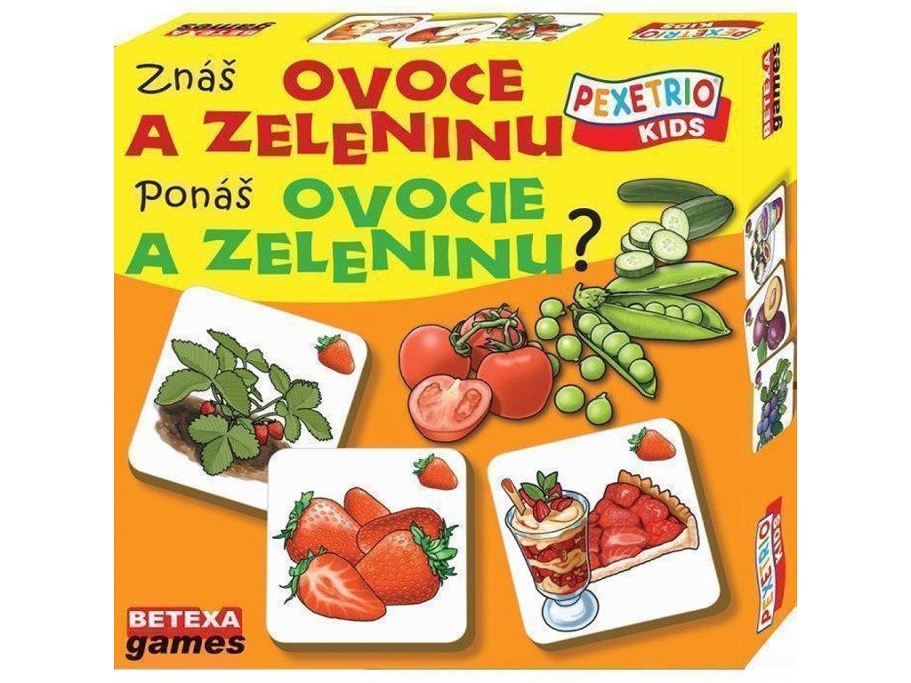 6478 pexetrio znas ovoce a zeleninu