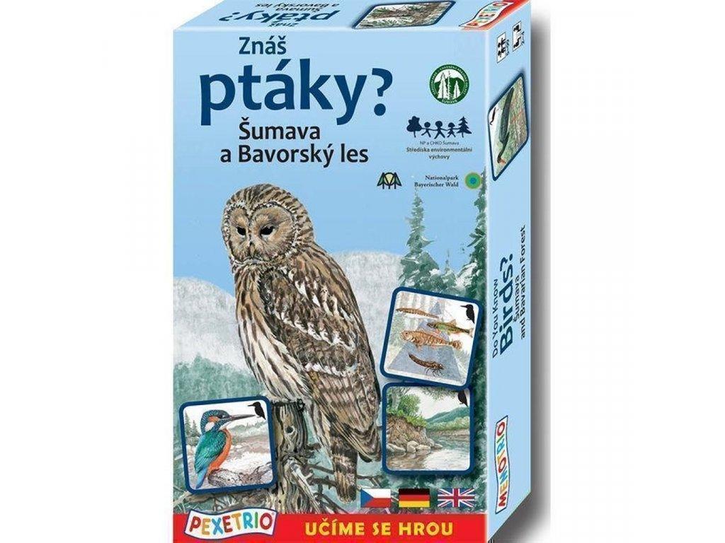 6493 pexetrio znas ptaky