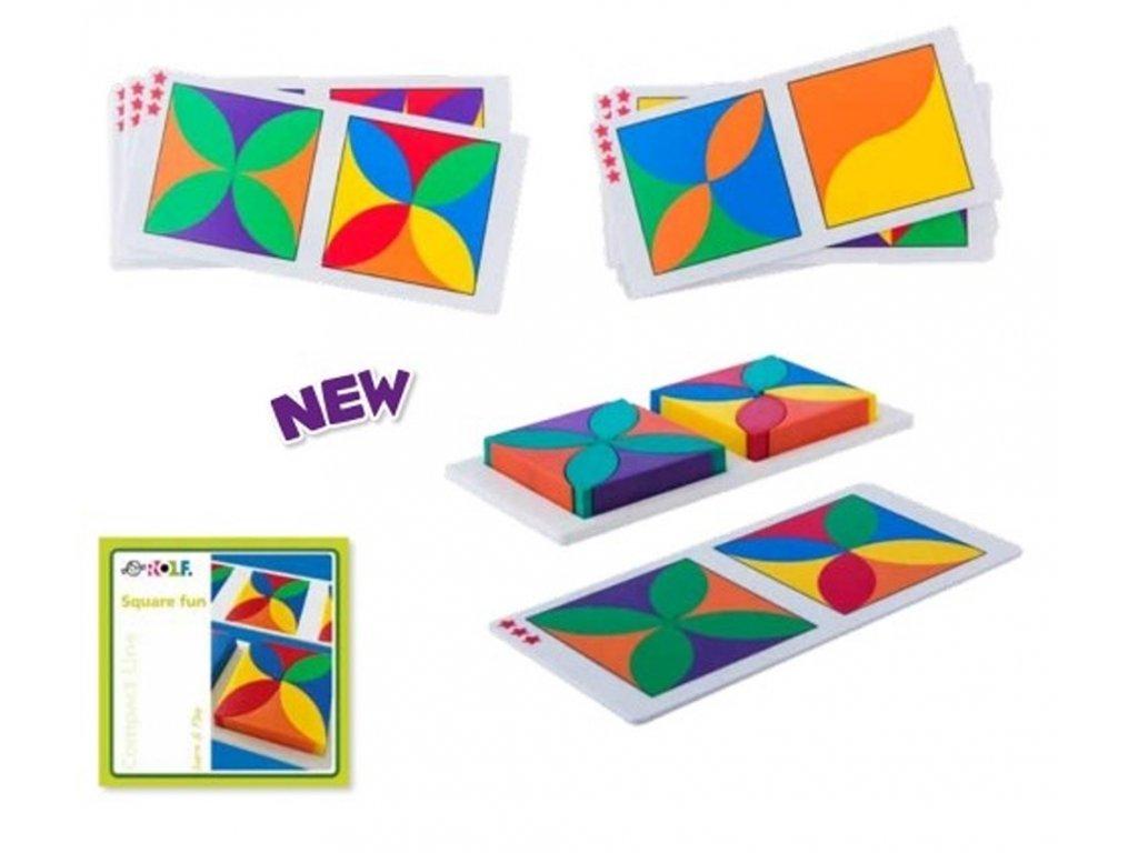 6724 mozaika square fun
