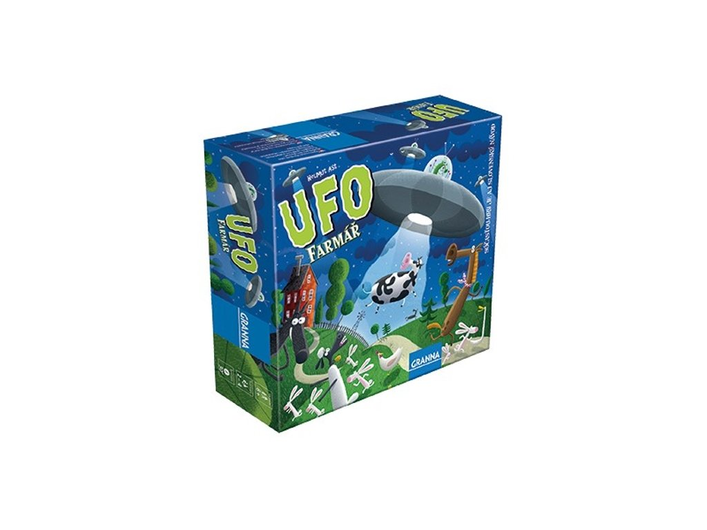 7072 spolecenska hra farmar ufo