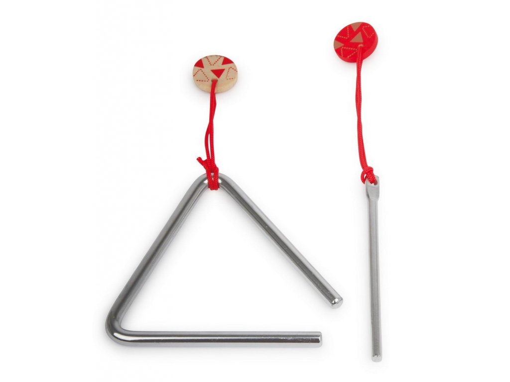 Triangl - kov 10cm