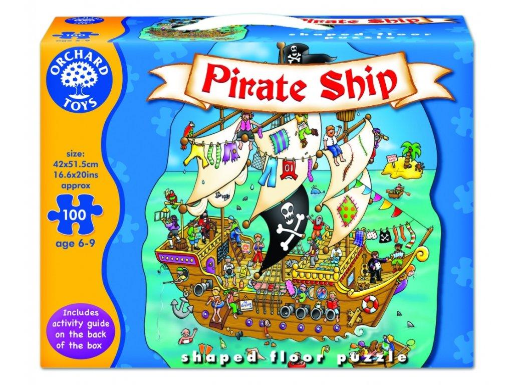 7807 piratska lod 100 dilku
