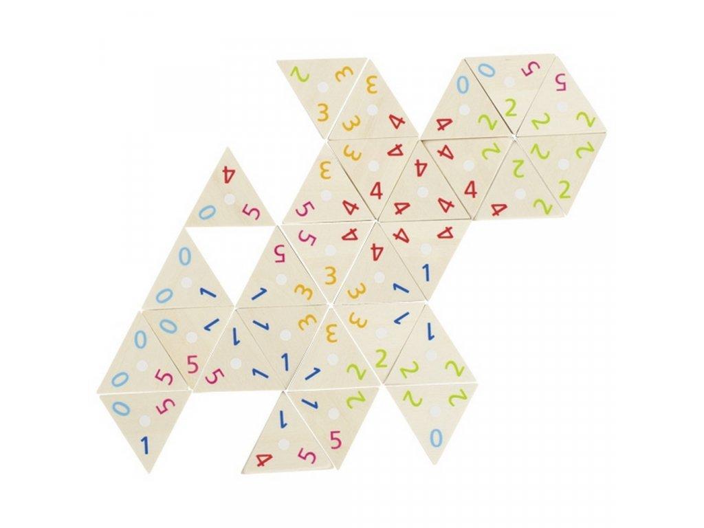 7975 spolecenska hra tri domino