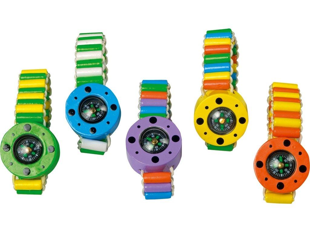 8155 kompasove hodinky na ruku