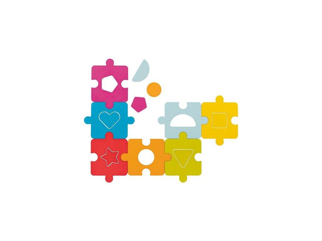 8811 barevne vkladaci puzzle