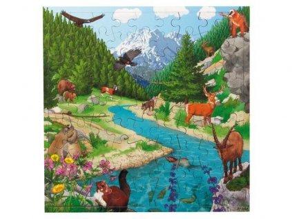 10286 zive puzzle horska priroda free app