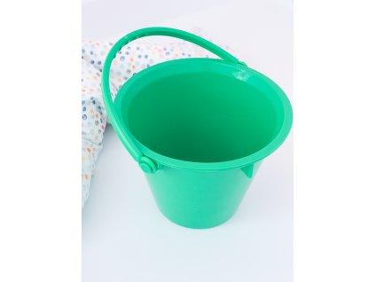 Velký kyblík zelený