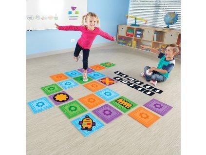 Pohybová hra - učení kódování - Let'S Go Code!