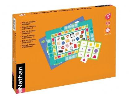 6721 spolecenska hra triolud tvary a velikosti