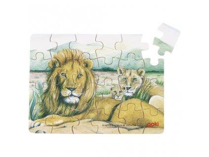 6817 mini darkova puzzle safari