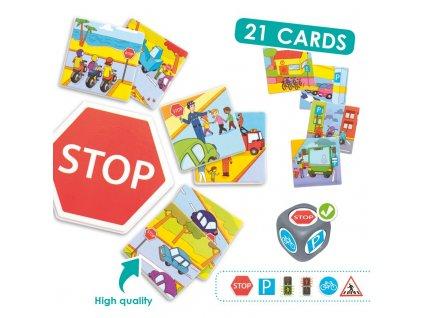 7903 dopravni vychova dopravni situace dopravni znacky