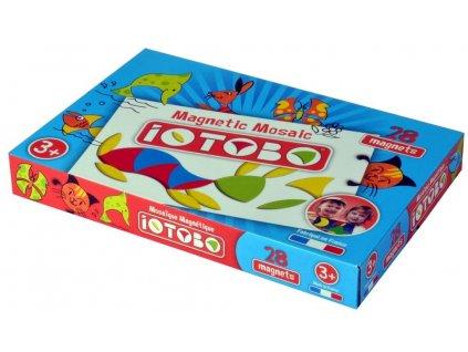 8263 magneticka skladacka iotobo classic pro deti od 3 let