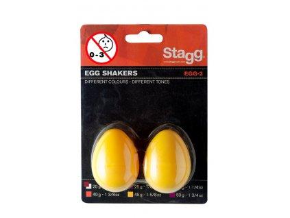 8673 stagg egg 2 yw par vajicek zluta