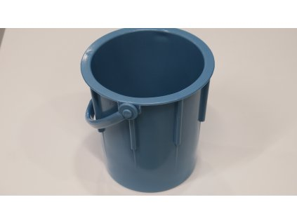 8955 kyblicek na pisek z ekologickeho plastu pastelove modry