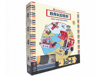 9431 14 stavebnice bakoba building box 5 47 kusu
