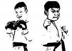 Rozdělení podle sportu - děti