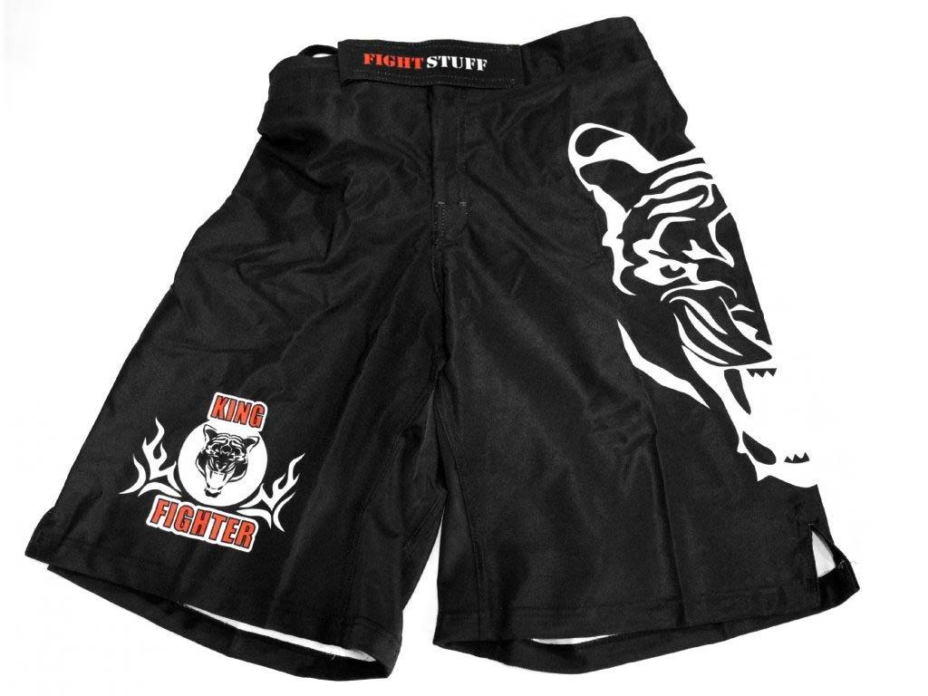 Kraťasy MMA White tiger