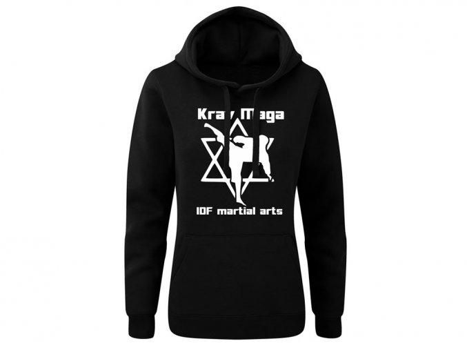 Dámská mikina Krav Maga Martial Arts