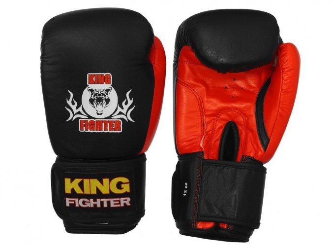 Boxerské rukavice King Fighter Basic