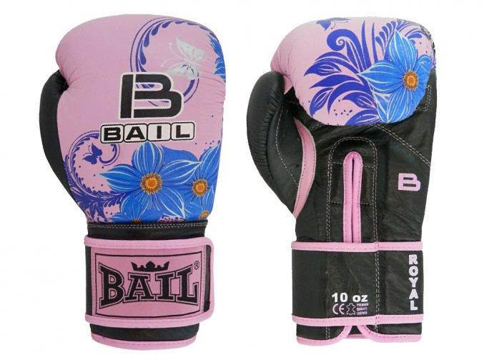 bail pink rukavice