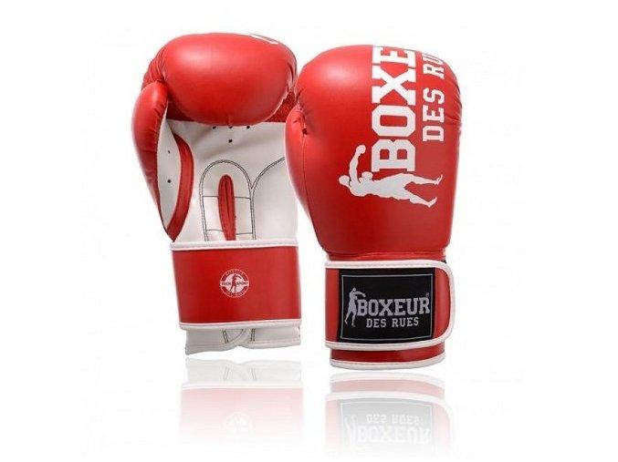 rukavice impact red boxeur