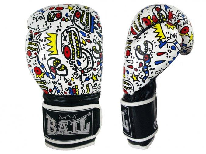 Boxerské rukavice Bail Monster