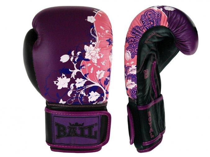 Boxerské rukavice Royal Purple