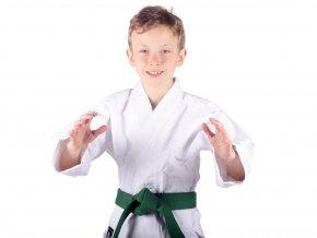 kimono judo bile