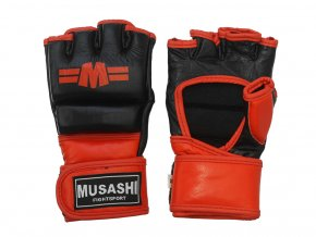 detske rukavice mma red