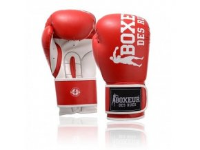 rukavice impact red boxeur