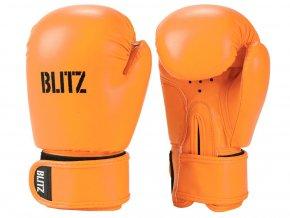 Blitz neon orange