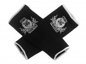 Chrániče kotníků King Fighter černo/bílé
